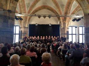 Chorbiennale 2017 im Krönungssaal, Aachen